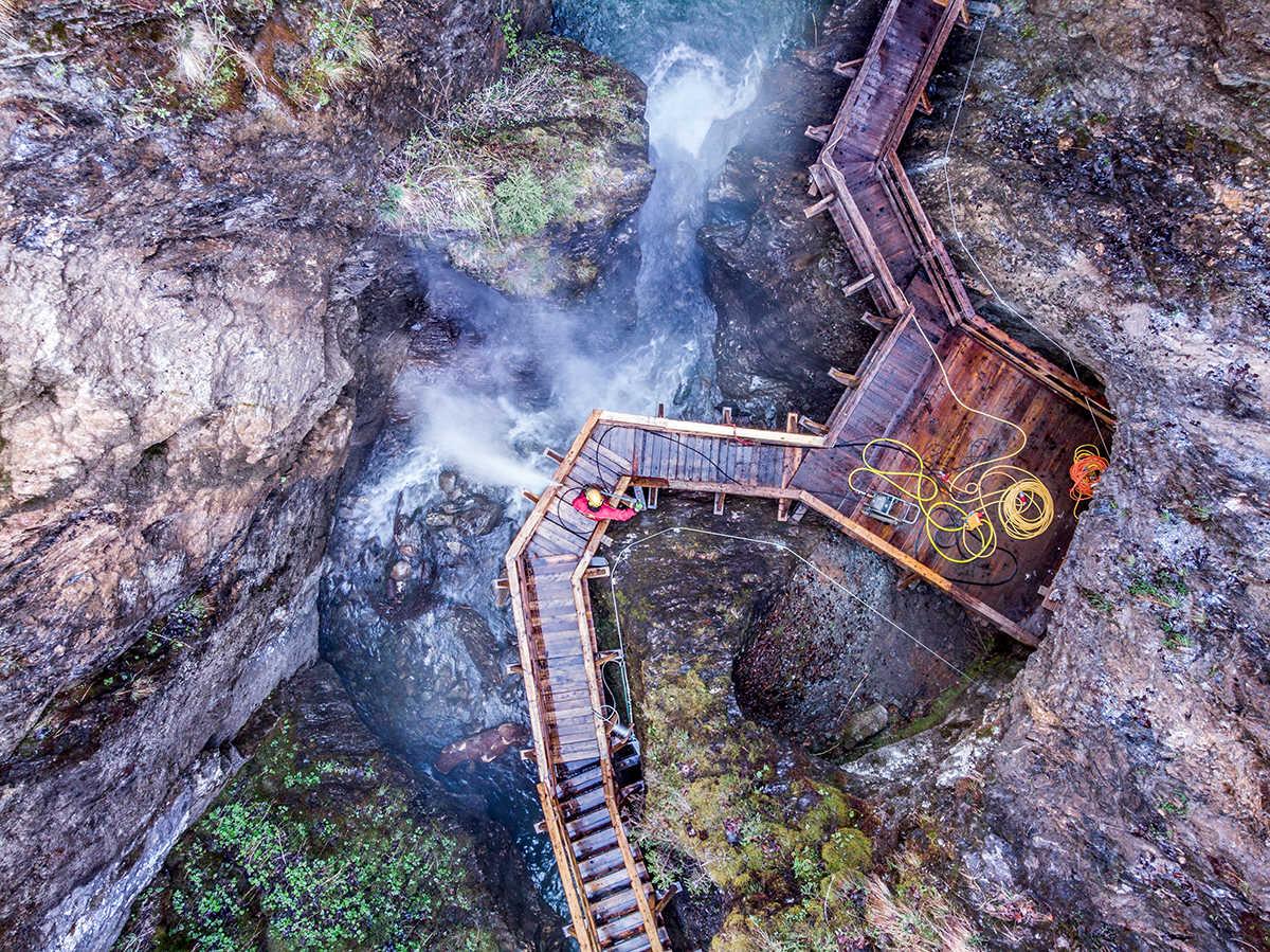 Sigmund Thun Gorge Kaprun