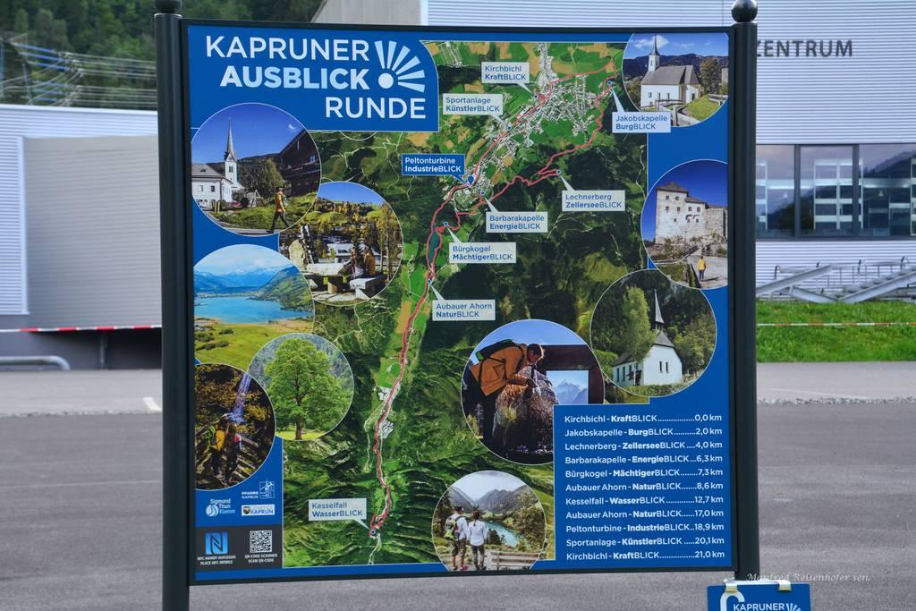 Sigmund Thun Gorge Kaprun | Kaprun View Round