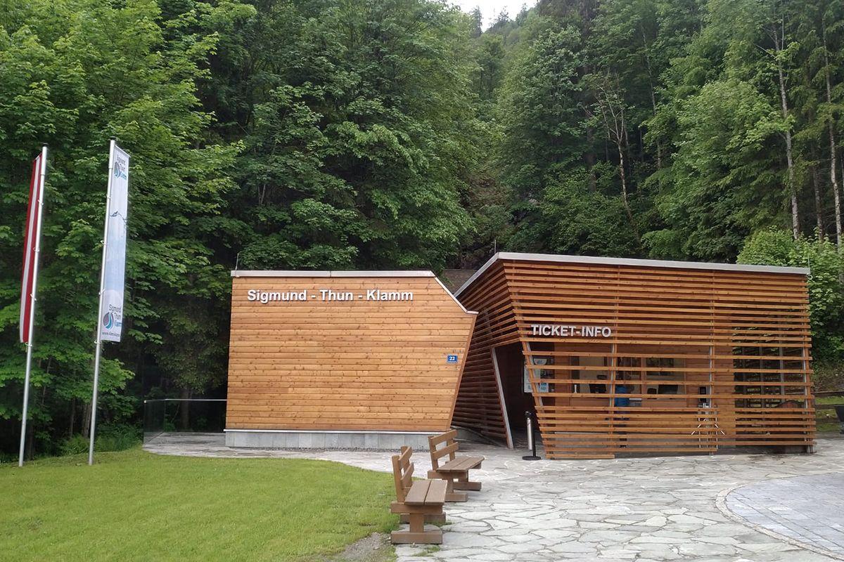 Sigmund Thun Klamm Kaprun | Eröffnung 2020